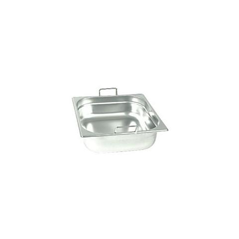 Pojemnik GN2/3 H150 z uchwytami