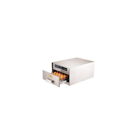 Naświetlacz szufladowy ze stali nierdzewnej