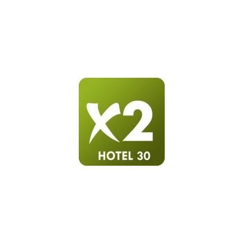 X2Hotel 30 kolejne stanowisko