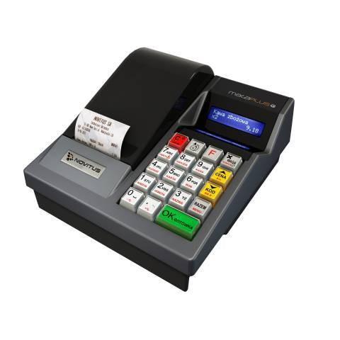 E-szkolenie z obsługi kasy fiskalnej Novitus Mała Plus E
