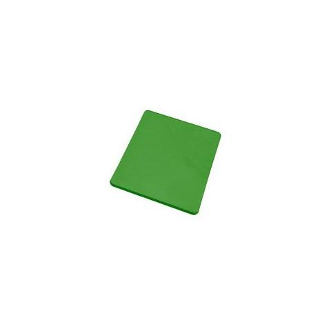 Deska do krojenia z polietylenu zielona