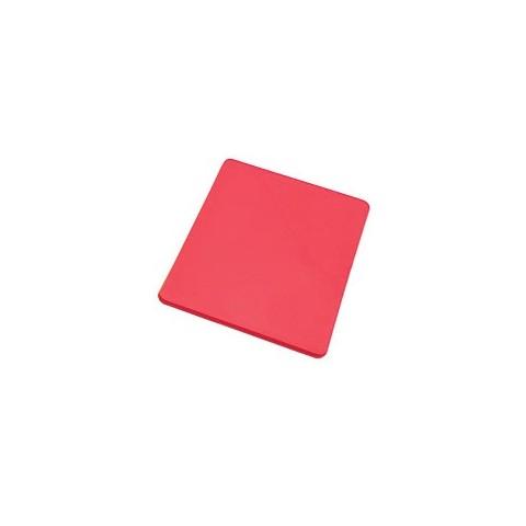 Deska do krojenia z polietylenu czerwona