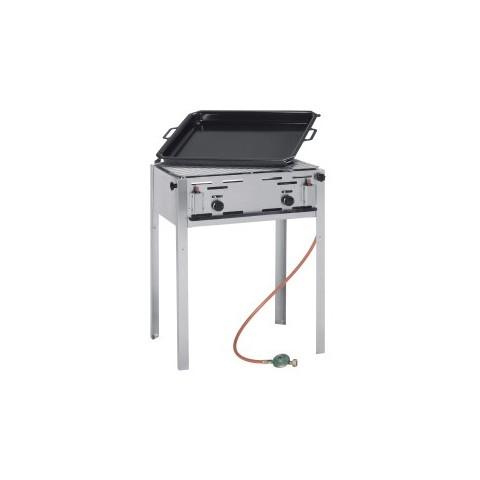 Grill gazowy Grill Master Maxi GN2/1 - wolnostojący