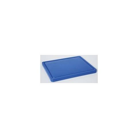 Deska do krojenia HACCP niebieska