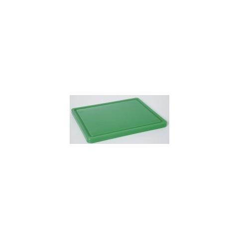 Deska do krojenia HACCP zielona