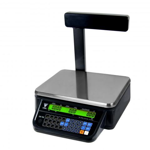Waga kalkulacyjna DIGI DS-782PR RS BK