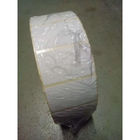 Etykieta termiczna 50x30 FI76 3000szt/rol