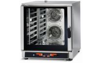Piec konwekcyjno-parowy FED07 | 7xGN1/1 | 7x600x400 | sonda | 9 programów | 10,7kW