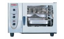 Piec konwekcyjno- parowy gazowy Rational Combi Master® Plus Typ 62