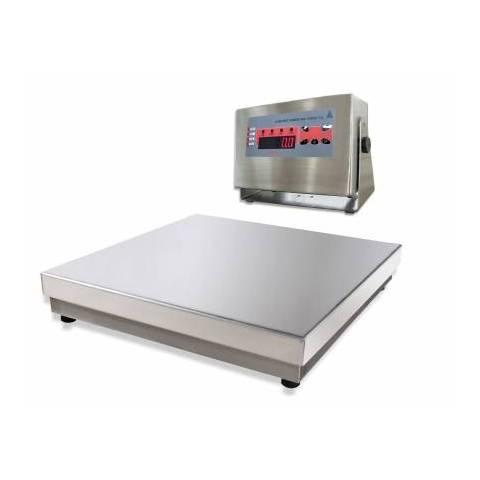 Waga pomostowa nierdzewna TP-150/1 NPlus 600 x 600