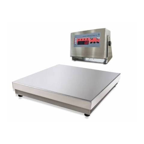 Waga pomostowa nierdzewna TP-300/1 NPlus 600 x 600