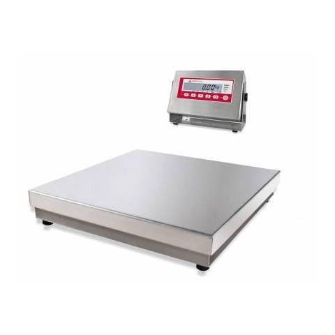 Waga pomostowa nierdzewna TM-150/1 500 x 500 Nplus