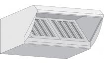 Okap kondensacyjny Rational UltraVent typ 61 i 101 wersja elektryczna