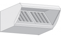Okap kondensacyjny Rational UltraVent typ 62 i 102 wersja elektryczna