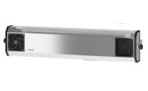 Sterylizator INOX 150  jednofunkcyjny moc promienników 165W
