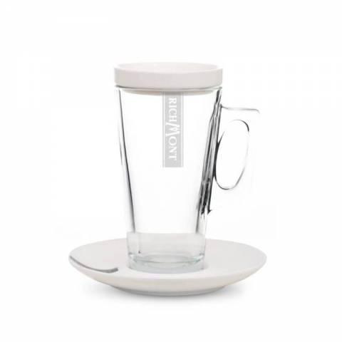 RICHMONT HOT WINTER spodek + szklanka + wieczko