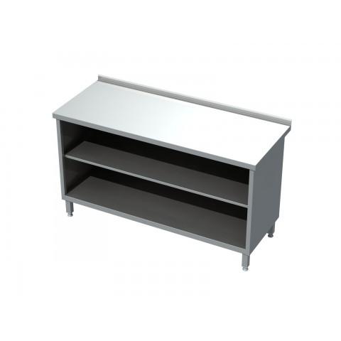 Stół-szafka otwarta z półką 0405 EKO 400x600x850mm