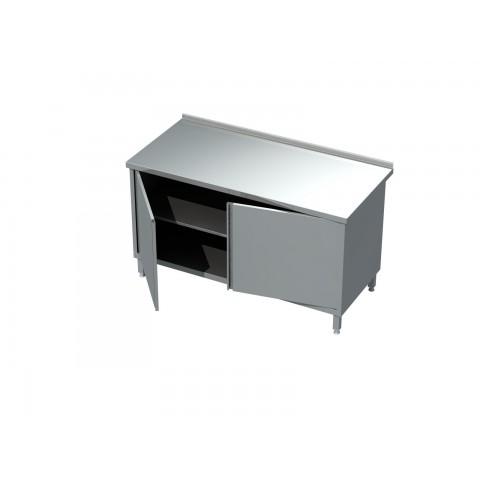 Stół-szafka drzwi otwierane 0410 EKO 400x600x850mm