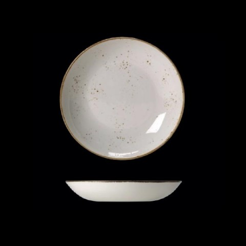 CRAFT WHITE Coupe Bowl 250mm /12
