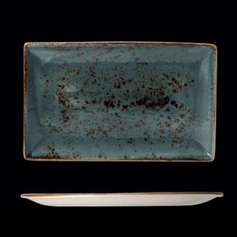 CRAFT BLUE półmisek Rectangle 270x167mm /6