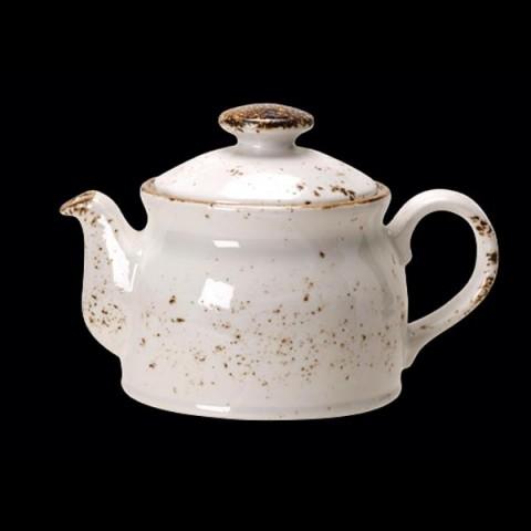 CRAFT WHITE dzbanek na herbatę 425ml /6