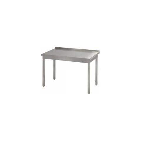 Stół przyścienny bez półki 800 x 600 x 850mm