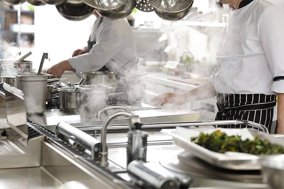 Prawidłowe sprzątanie kuchni gastronomicznej