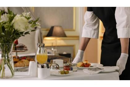 Wyposażenie kuchni hotelowej