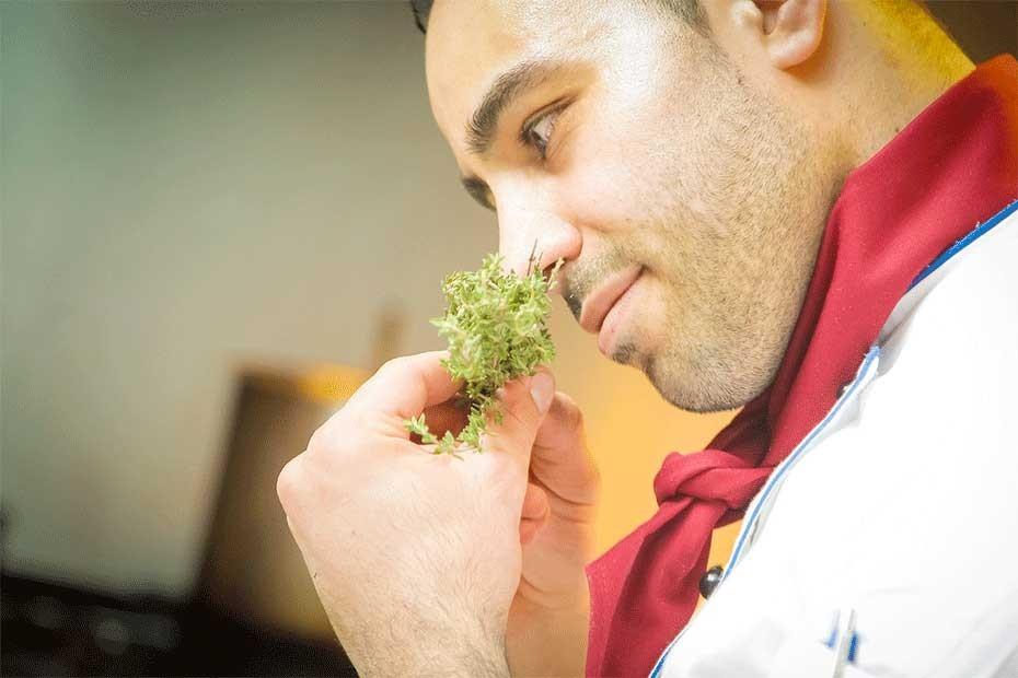 Marketing zapachowy w lokalu gastronomicznym